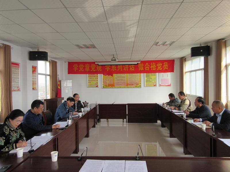省委党史研究室领导赴驻点村开展脱贫攻坚调研活动