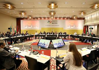 第三届金砖国家媒体高端论坛开幕