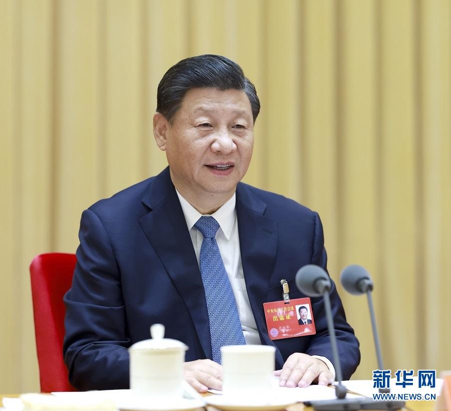 """习近平:坚持把解决好""""三农""""问题作为全党工作重中之重"""